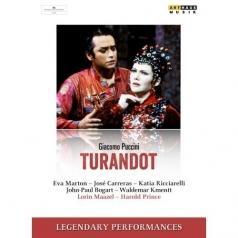 Puccini: Turandot At Wiener Staatsoper, 1983