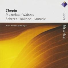 Scherzo Op.31-Ballata Op.23-Fantasia Op.49- Valzer Opp. 69/34/Postumo-Mazurche Opp. 68/33/30