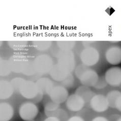 Purcell In The Ale House - English Part Songs & Lute Songs