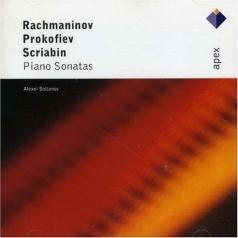 Rachmaninov, Prokofiev & Scriabin : Piano Sonatas