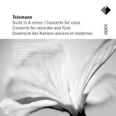 Suite In A Minor, Concertos In E Minor & G Major & Overture Des Nations Anciens Et Modernes