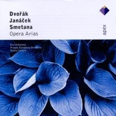 Smetana, Dvorak &  Janacek : Opera Arias