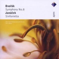 Symphony No.8 &  Janacek : Sinfonietta