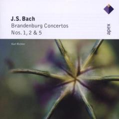 Brandenburg Concertos Nos 1, 2 & 5
