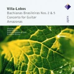 Bachianas Brasileiras Nos 2, 5 & Guitar Concerto