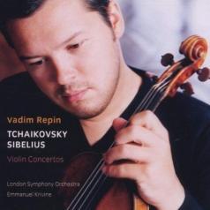 Tchaikovsky & Sibelius : Violin Concertos