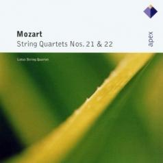 String Quartets Nos 21 & 22