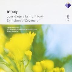 Jour D'Ete A La Montagne & Symphonie Sur Un Chant Montagnard