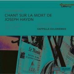 Cc Edition: Chant Sur Le Mort Haydn