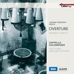 Cc Edition: Fasch Ouverture