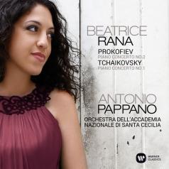 Prokofiev: Piano Concerto No 2, Op. 16. Tchaikovsky: Piano Concerto No 1, Op. 23