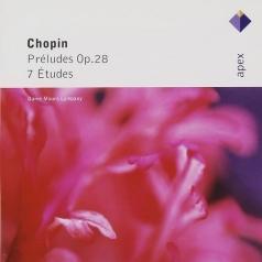 24 Preludes Op. 28; 7 Etudes Op.25 & Op.10