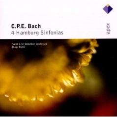 4 Hamburg Sinfonias
