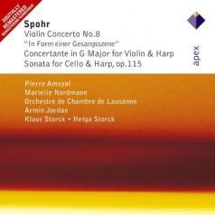 Violin Concerto No.8, Concertante & Sonata
