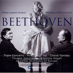 Triple Concerto, Choral Fantasia & Rondo
