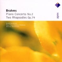 Piano Concerto No.2 & 2 Rhapsodies