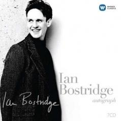 Ian Bostridge Autograph: Britten, Handel, Schubert, Schumann, Wolf