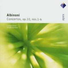 Concertos Op.10 Nos 1 - 6