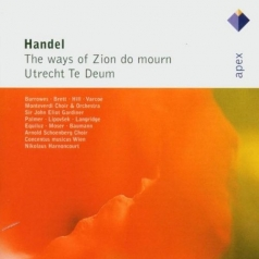 The Ways Of Zion Do Mourn & Te Deum, 'Utrecht'