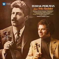 Perlman Plays Fritz Kreisler (Analogic Recordings) - Samuel Sanders