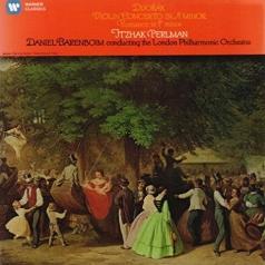 Violin Concerto, Romance - Perlman, Barenboim/LPO
