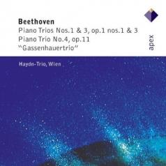 Piano Trios Nos 1, 3 & 4