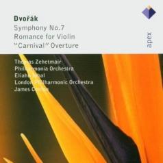 Symphony No. 7, Romance & Carnival Overture