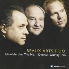 "Dvorak : Piano Trio No.4, ""Dumky"" & Mendelssohn : Piano Trio No.1"