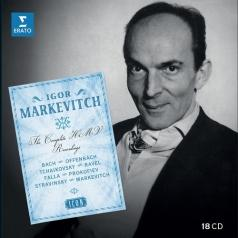 Igor Markevitch: The Complete Hmv Recordings