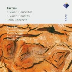 Violin Concertos, Violin Sonatas & Cello Concerto