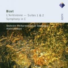 L'Arlesienne Suites Nos 1, 2 & Symphony In C Major