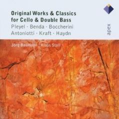 Original Works & Classics For Cello & Double Bass