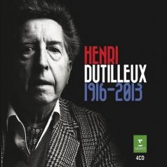 Henri Dutilleux Retrospective