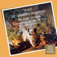 Le Quattro Stagioni [The Four Seasons] & Concertos