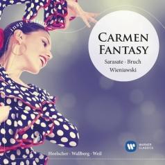 Carmen-Fantasie:Sarasate, Bruch, Wieniawski