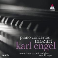 Piano Concertos Nos 1 - 27