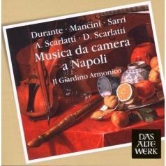 Musica Da Camera A Napoli (Daw50)