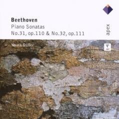 Piano Sonatas Nos 31 & 32