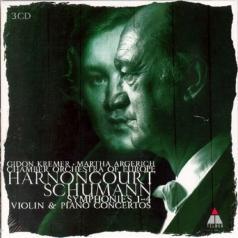 Symphonies 1-4 & Violin & Piano Concertos