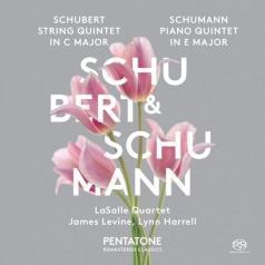 Schubert/Schumann: Quintets