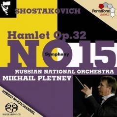 Schostakowitsch:Sinfonie 15/Hamlet