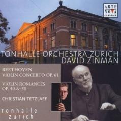 Violinkonzert Und Romanzen