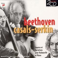 Beethoven/Casals-Serkin