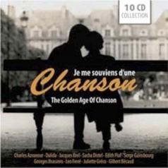 The Golden Age Of Chanson