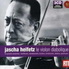 Heifetz - Les Grands Concertos Pour Viol