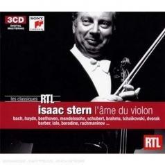Isaac Stern - L'Ame Du Violon
