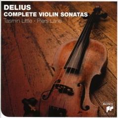 The Complete Violin Sonatas