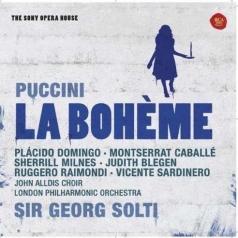 La Boheme - The Sony Opera Hous