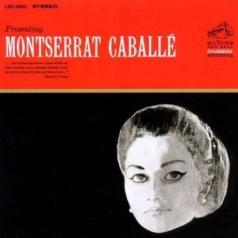 Presenting Montserrat Caballe