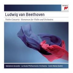 Violin Concerto in D Major, Op. 61 - Romances for Violin Nos. 1 & 2
